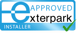 Approved Exterpark Installer